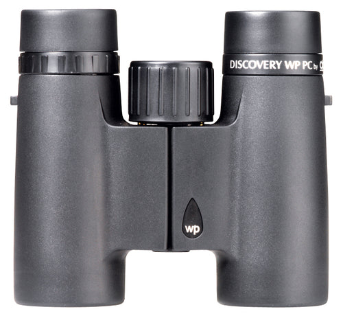 The ergonomic design, fully multi-coated lenses, and weatherproof construction make the Opticron 8x32 Discovery an awesome binocular for birders.