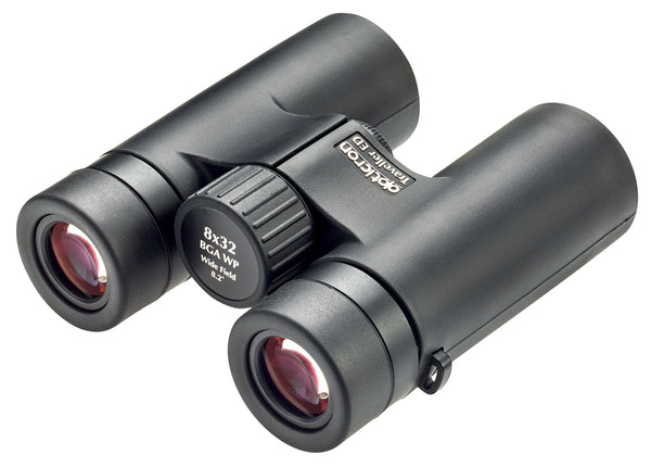 The Opticron 8x32 Traveller is one of the best binoculars under $400 because of its superior optics and ergonomic design.