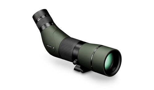 The Vortex Viper HD 15-45x65 Angled spotting scope is the perfect mid-size spotting scope for bird watching.