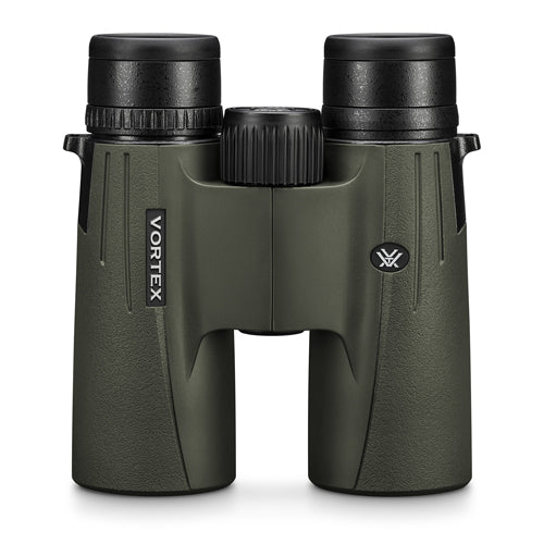 The updated Vortex Viper HD 10x42 is an excellent option for birding with full-size binoculars.