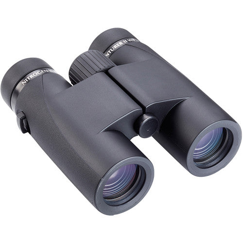Shop the Opticron 8x32 Adventurer II WP binocular for bird watching at Redstart Birding.