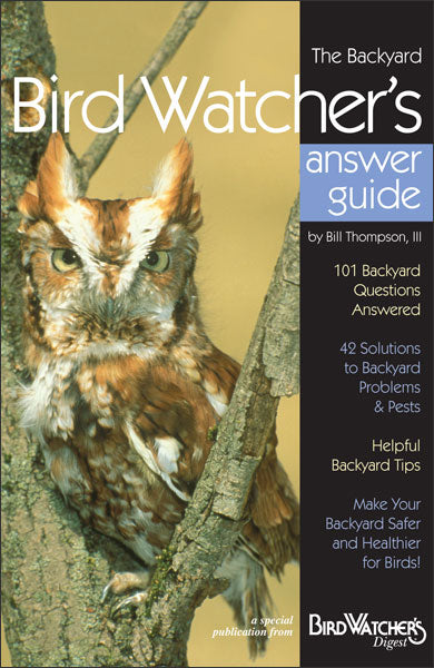 Digital Download: The Backyard Bird Watcher's Answer Guide