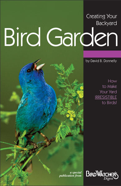 Digital Download: Creating Your Backyard Bird Garden