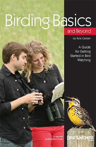 Digital Download: Birding Basics and Beyond
