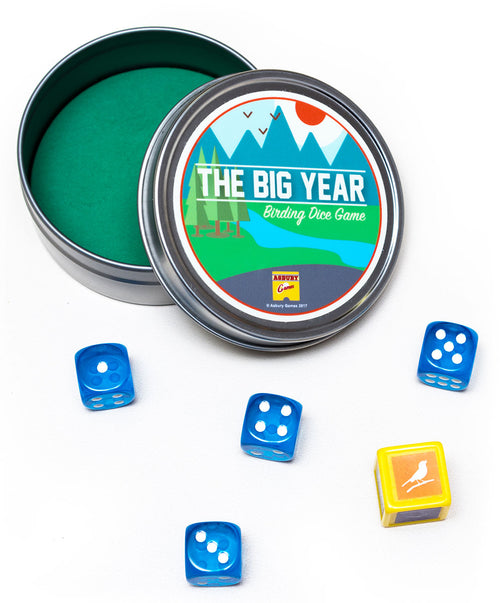 The Big Year Birding Dice Game