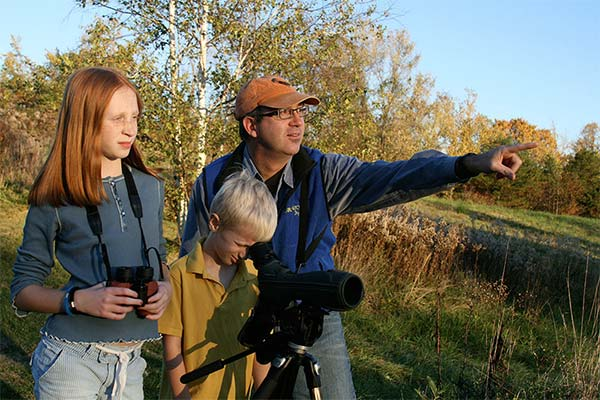 Support the BT3 Young Birders Fund