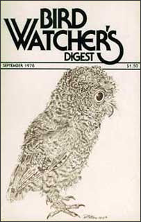 Buy the first issue of Bird Watcher's Digest, the first magazine for and by birders.