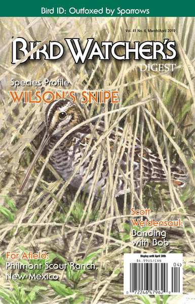 Bird Watcher's Digest 2019 Back Issues