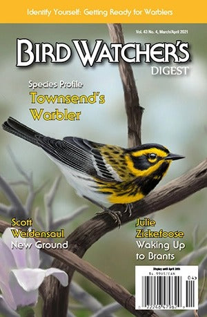 Bird Watcher's Digest 2021 Back Issues