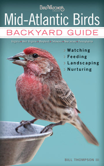 Mid-Atlantic Birds: Backyard Guide