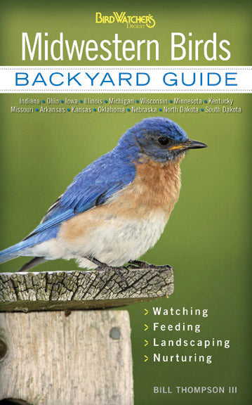Midwestern Birds: Backyard Guide