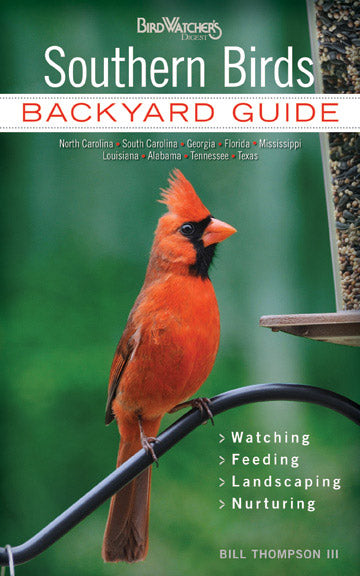 Southern Birds: Backyard Guide