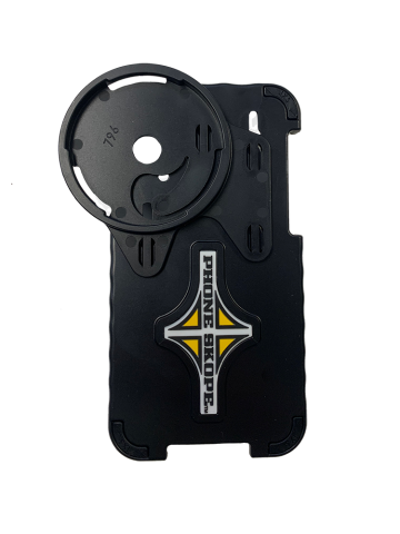 Shop the Phone Skope Case for iPhone 11 Pro Max for digiscoping birds at Redstart Birding.
