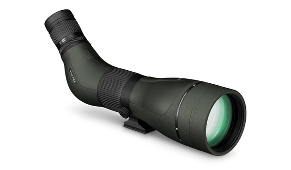 Shop the Vortex Diamondback HD 20-60x85 Angled spotting scope for bird watching at Redstart Birding.