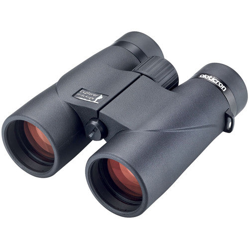 Shop Opticron 10x42 Explorer WA ED-R binoculars for bird watching at Redstart Birding.