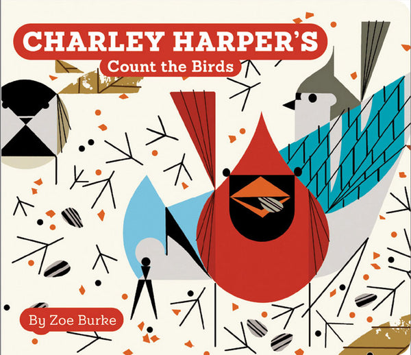 Charley Harper\'s Count the Birds Book