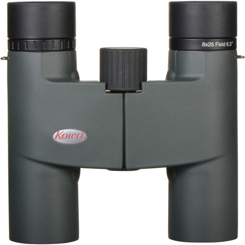 Shop the Kowa 8x25 BD25-8 Roof Prism Body compact binocular for bird watching at Redstart Birding.