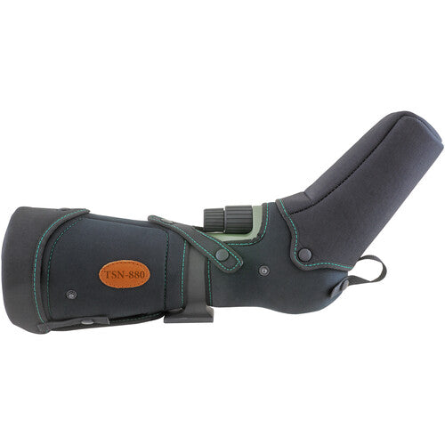 Get the Kowa C-883N Neoprene Case for TSN-883 Angled-Viewing Spotting Scope at Redstart Birding.