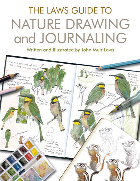 Law's Guide to Nature Drawing & Journaling