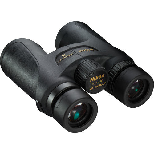 The Nikon Monarch 7 8x42 binocular is fog-proof and waterproof.
