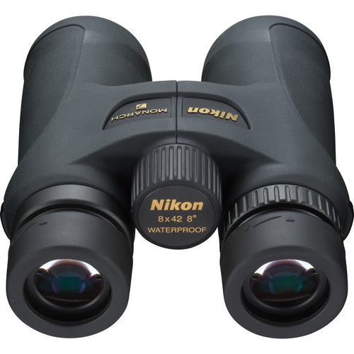 The Nikon Monarch 7 8x42 offers high-quality optics and a winning design.