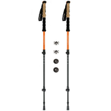 Shop for Montem Ultra Strong Aluminum Trekking Poles at Redstart Birding.