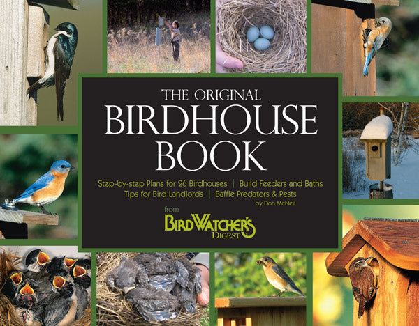 The Original Birdhouse Book
