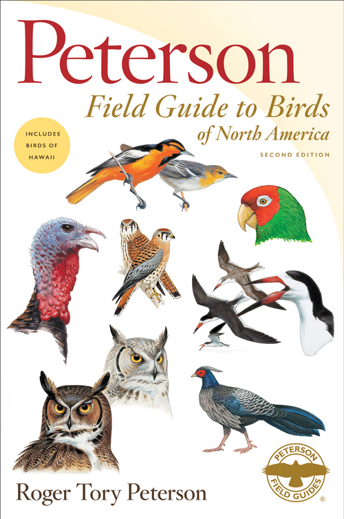 Get the second edition of the Peterson Field Guide to Birds of North America at Redstart Birding, powered by Bird Watcher's Digest.