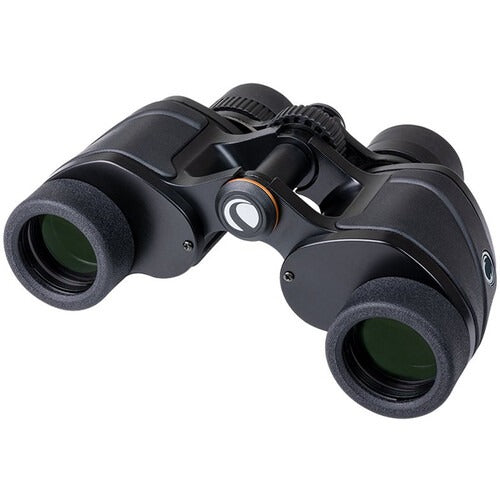 Shop the Celestron 8x32 Ultima Porro Binocular for bird watching at Redstart Birding.