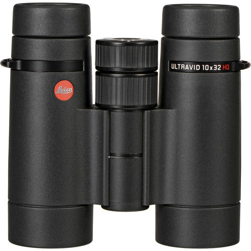 Shop the Leica 10x32 Ultravid HD-Plus binocular for watching birds at Redstart Birding.