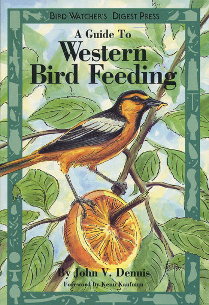 A Guide to Western Bird Feeding