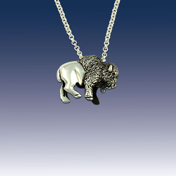 Dolphin Necklace Sterling Silver