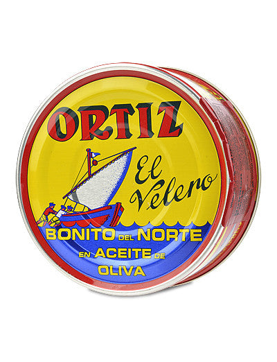 Bonito del Norte Tuna from Conservas Ortiz, 8.8 oz