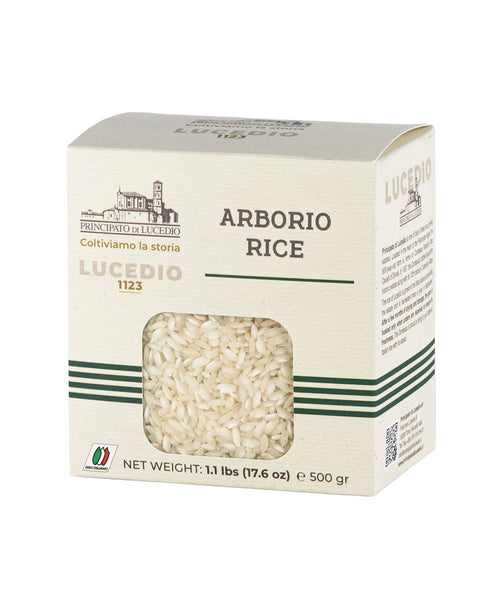 Arborio Rice from Principato di Lucedio