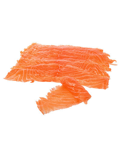 Cold Smoked Salmon
