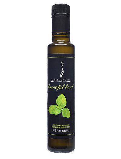 Calivirgin Basil Olive Oil