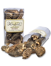 Dried Morels from Wineforest Foods