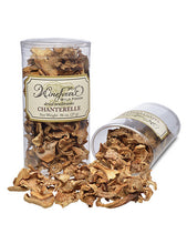 Dried Chanterelles from Wineforest Foods
