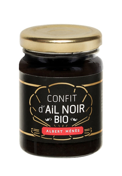 Organic Black Garlic Paste from Albert Ménès