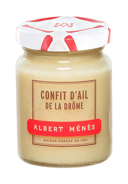 Salted Drôme Garlic from Albert Ménès