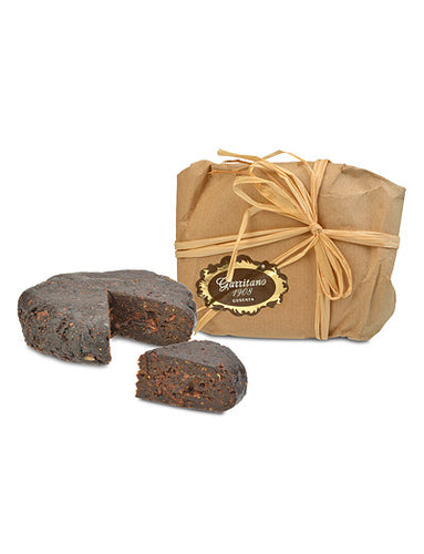 Panetto di Fichi (Fig & Chocolate Fruitcake) from Garritano