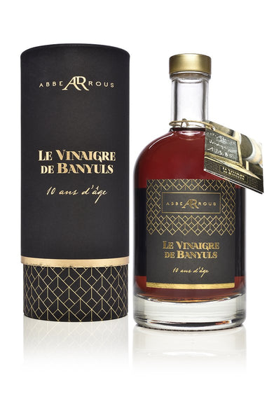10-Year Aged Grand Reserve Banyuls Vinegar from La Cave de L'Abée Rous
