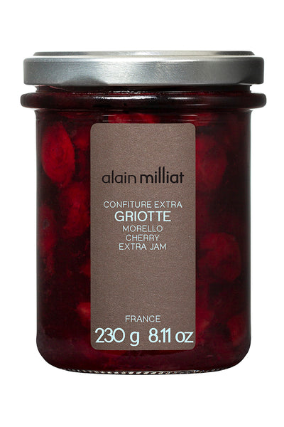 Morello Cherry Extra Jam from Alain Milliat
