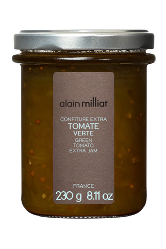 Green Tomato Extra Jam from Alain Millait