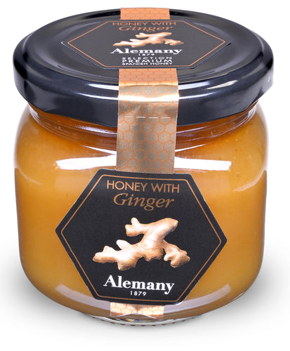 Honey with Ginger from Alemany Mel y Turrón