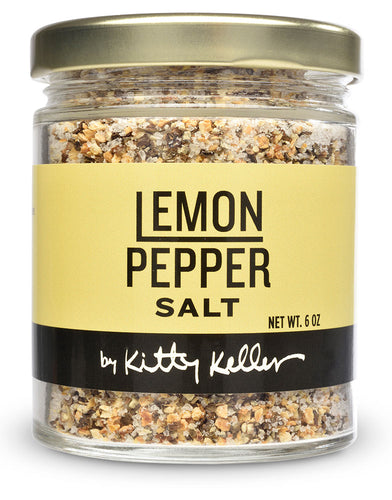 Lemon Pepper Salt from KL Keller Foodways
