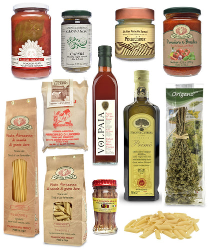 The Essential Italian Pantry