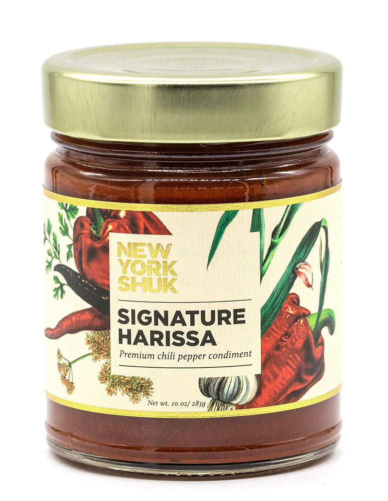 Signature Harissa from New York Shuk