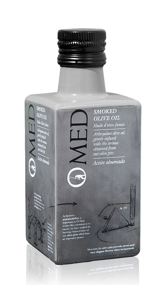 Smoked Olive Oil from OMED