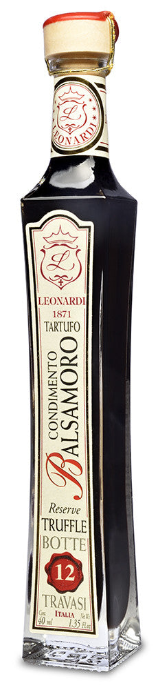 12-Year Truffle Balsamic from Acetaia Leonardi